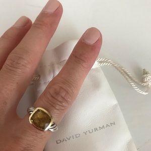 David Yurman Topaz Ring